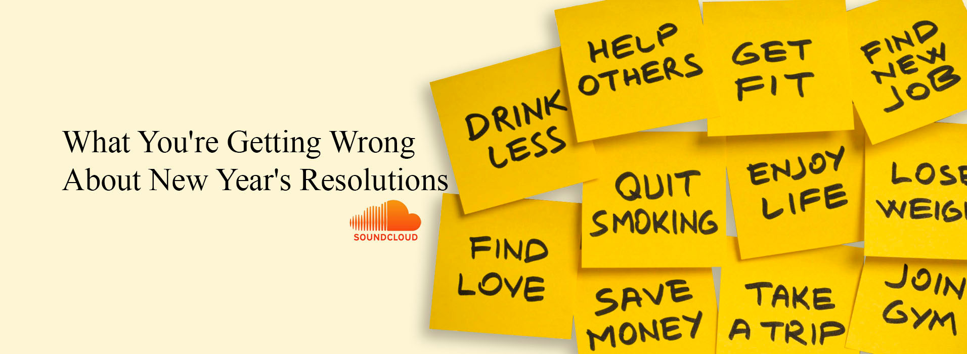 What You're Getting Wrong About New Year's Resolutions