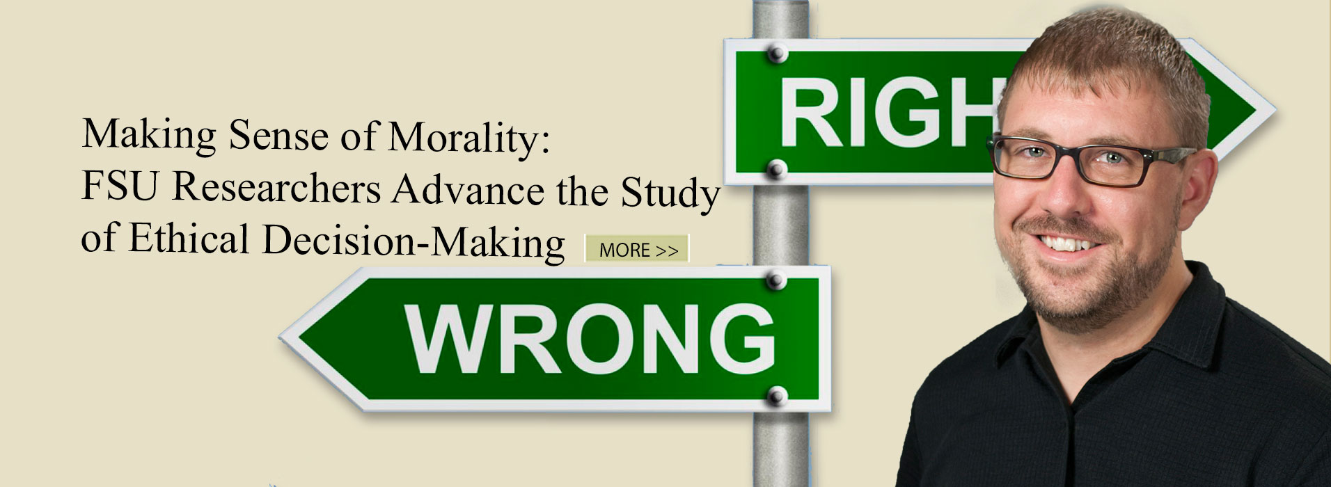 Making Sense of Morality: FSU Researchers Advance the Study of Ethical Decision-Making