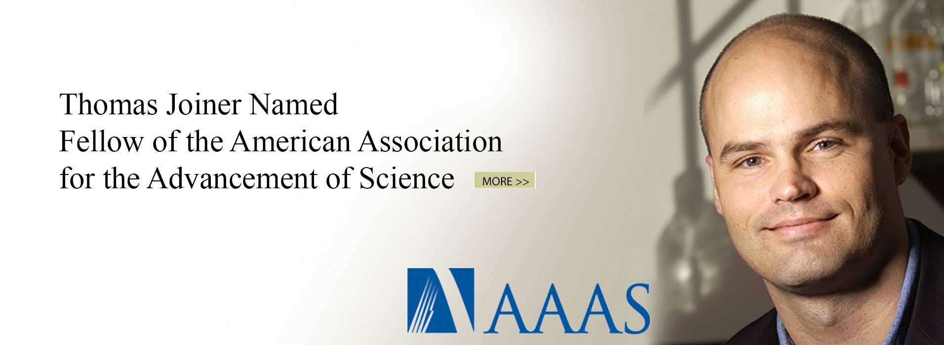 Thomas Joiner Named AAAS Fellow