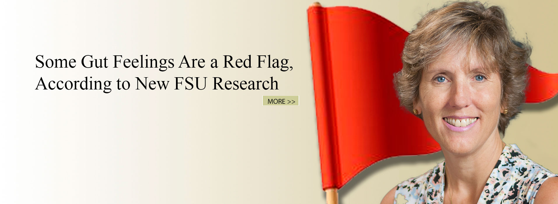 Some Gut Feelings Are a Red Flag, According to New FSU Research